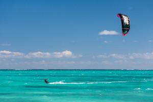 Kitesurfing Samui